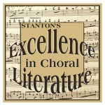 23rd Annual EXCELLENCE IN CHORAL LITERATURE