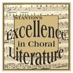 JUST ONE MONTH – Excellence in Choral Literature!