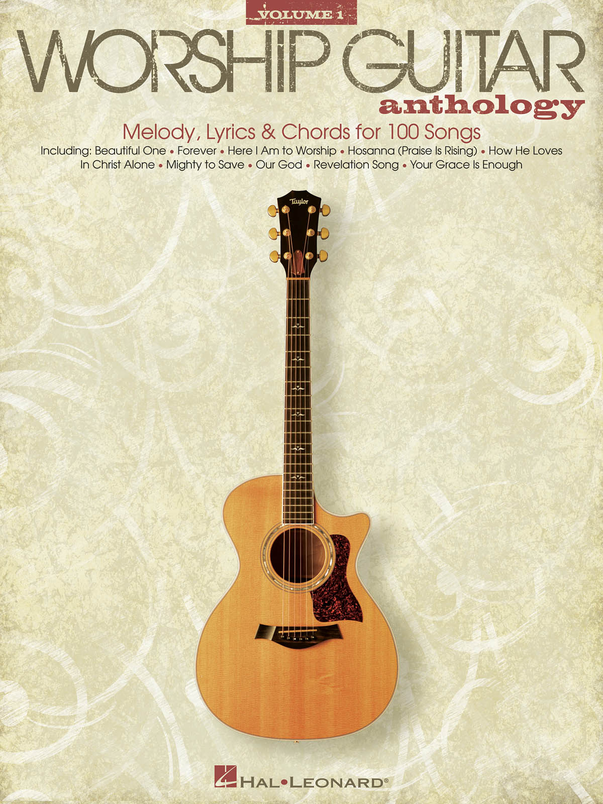 Worship Guitar Anthology Volume 1 Stantons Sheet Music