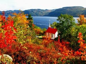 autumn-church