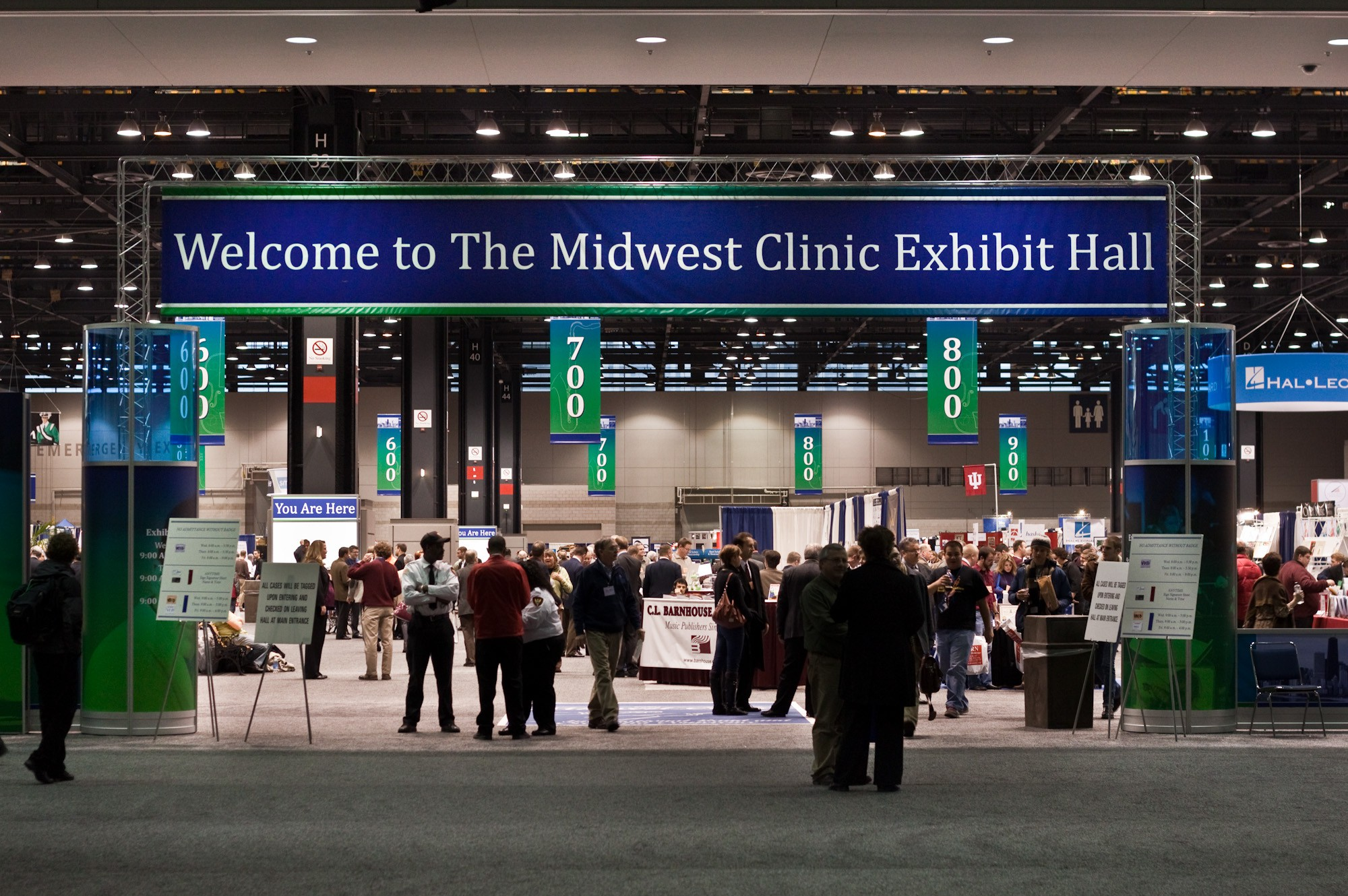 Join us at The Midwest Clinic!