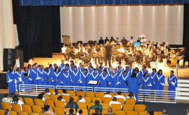 band and choir