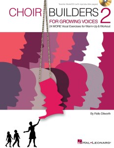 choir builders 2 for growing voices