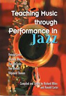 teaching music through performance in jazz