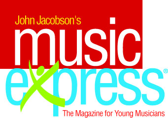 Music Express stacked