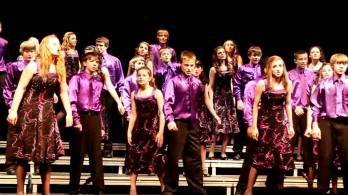 middle school show choir