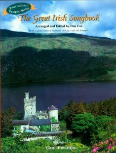 great irish songbook