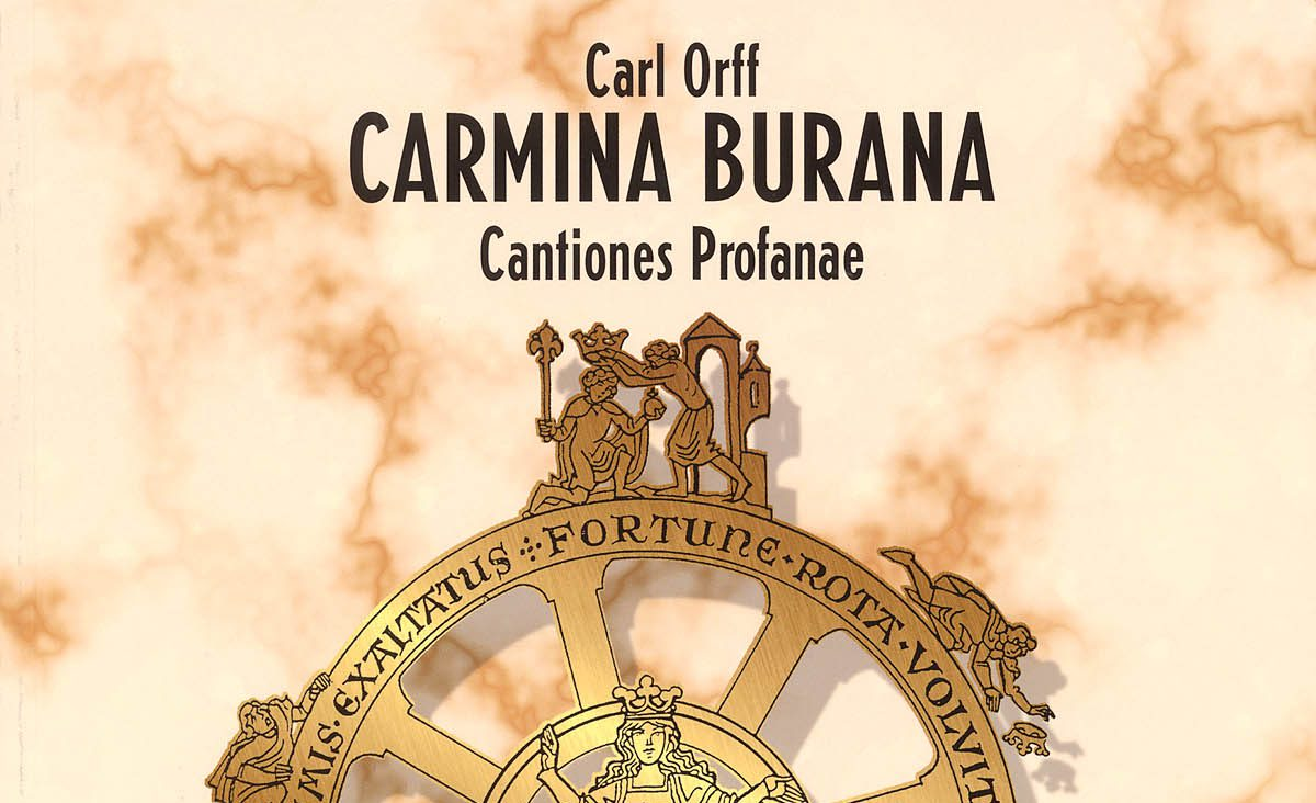 """O Fortuna"" from Carmina Burana"