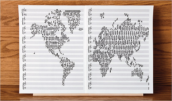 World Music for Choir