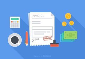 free-vector-invoice-concept