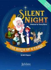 silent night birth of a carol hal hopson