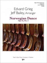 norwegian dance edvard grieg jeff bailey