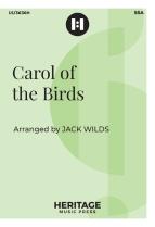carol of the birds jack wilds