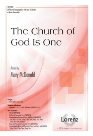 church of god is one mary mcdonald