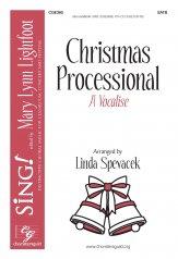 christmas processional vocalise linda spevacek