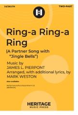 ring-a ring-a ring jingle bells mark weston