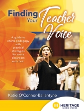 finding your teacher voice katie o'connor-ballantyne
