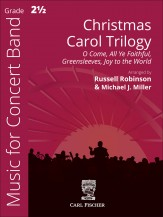 christmas carol trilogy russell robinson michael j. miller