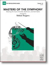 masters of the symphony mekel rogers