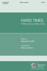 hard times stephen foster nick johnson