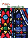 piano impressions for worship marianne kim