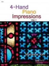 4-hand piano impressions marianne kim