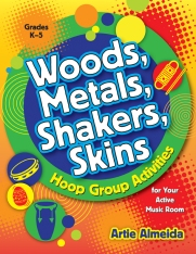 woods metals shakers skins artie almeida