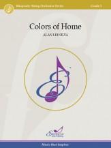colors of home alan lee silva