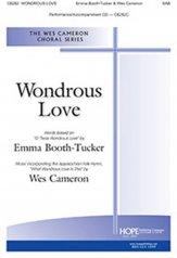 wondrous love wes cameron
