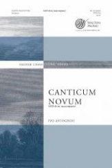 canticum novum ivo antognini