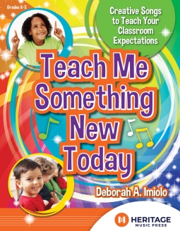 teach me something new today deborah a. imiolo