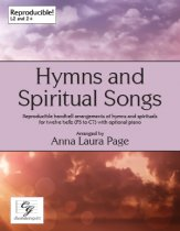 hymns and spiritual songs anna laura page