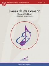 danza de mi corazon dance of my heart steven l. rosenhaus
