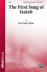 first song of isaiah jack noble white