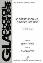 o breathe on me o breath of god chaz bowers