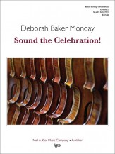 sound the celebration deborah baker monday
